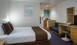 BEST WESTERN Geraldton Executive Motel Room